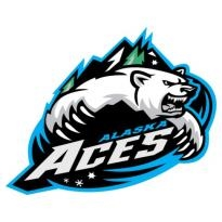 Alaska Aces Logo Vector Download