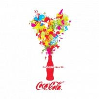 Coca Cola Vida Logo Vector Download