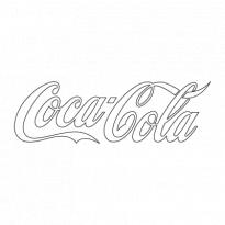 Coca Cola Light Logo Vector Download