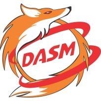 Dasm Logo Vector Download