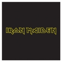 Iron Maiden Logo Vector Download