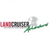 Landcruiser Adventure Logo Vector Download