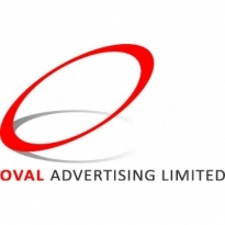 Oval Advertising Limited Logo Vector Download