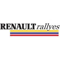 Renault Rallyes Logo Vector Download