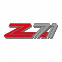Z71 Chevrolet Logo Vector Download