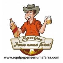 Equipe Pense Numa Farra Logo Vector Download