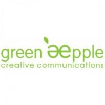 Green Apple Logo Vector Download
