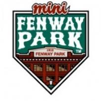 Mini Fenway Park Logo Vector Download