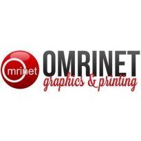 Omrinet Printing Logo Vector Download
