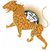 Registan Lion Logo Vector Download