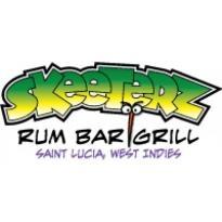 Skeeterz Rum Bar Grill St Lucia Logo Vector Download