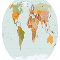 World Map Vector Logo Vector Download