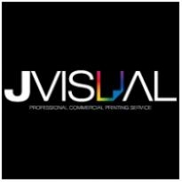 J-visual Logo Vector Download