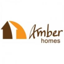 Amber Homes Logo Vector Download
