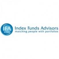 Index Funds Advisors Logo Vector Download