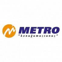 Metro Turizm Logo Vector Download
