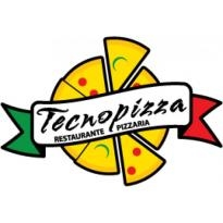 Pizzaria Tecnopizza Logo Vector Download