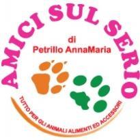 Amici Sul Serio Logo Vector Download