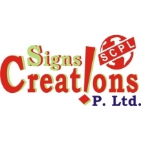 Signs Creations Pvt Ltd Logo Vector Download
