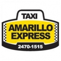 Taxi Amarillo Express Logo Vector Download