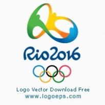 2016 Summer Olympics Logo Vector Download