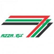 Azza Aviation Logo Vector Download