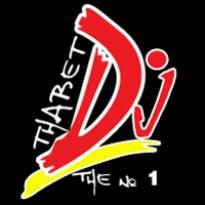 Dj Thabet Logo Vector Download