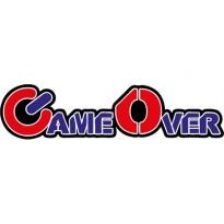 Game Over Logo Vector Download