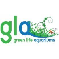 Green Life Aquariums Logo Vector Download