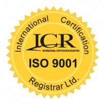 Icr Iso9001 Logo Vector Download
