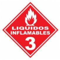 Liquidos Inflamables Logo Vector Download
