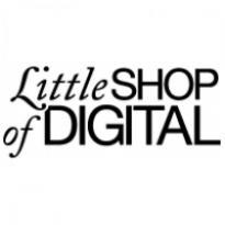 Little Shop Of Digital Logo Vector Download