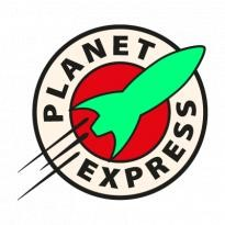 Planet Express Logo Vector Download