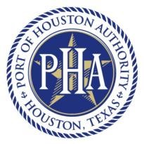 Port Of Houston Authority Logo Vector Download