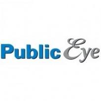Public Eye Logo Vector Download