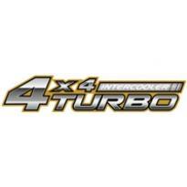 4×4 Turbo Intercooler Logo Vector Download