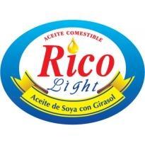 Aceite Rico Light Logo Vector Download
