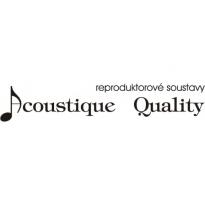Acoustique Quality Logo Vector Download