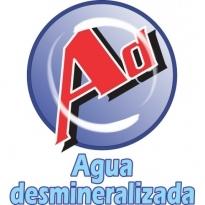 Agua Desmineralizada Logo Vector Download