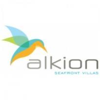 Alkion Seafront Villas Logo Vector Download