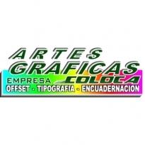 Artes Graficas Coloca Logo Vector Download