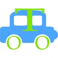 Auto T Logo Vector Download