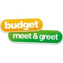 Budget Meet & Greet Logo Vector Download