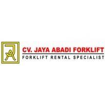 Jaya Abadi Forklift Logo Vector Download
