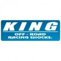 King – Off Road Racing Shocks Logo Vector Download