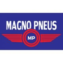 Magno Pneus Logo Vector Download