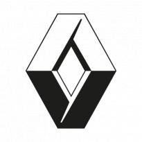 Renault Lines Logo Vector Download