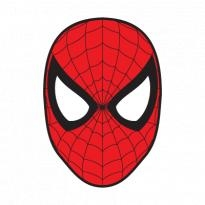 Spiderman Mask Logo Vector Download