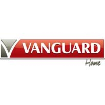 vanguard home logo vector