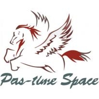 Pas-time Space Logo Vector Download
